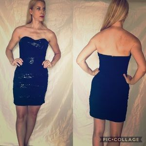 Size 8 Sequin LBD by Badgly Mischka